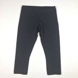 Lululemon Yoga Legging Pants women sz 6 Black